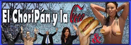 El Choripán y la Coca