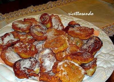 Paradell   ricetta dolce di frittelle tradizionali per carnevale
