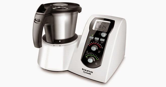 Los mejores robots de cocina del 2014 - Robot de cocina taurus master cuisine ...