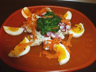 Salata orientala pentru bebelusi