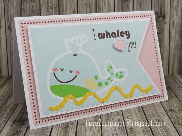 whale, love, down by the bay, ilove2cutpaper, LD, Lettering Delights, Pazzles, Pazzles Inspiration, Pazzles Inspiration Vue, Inspiration Vue, Print and Cut, svg, cutting files, templates,