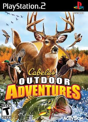 Cabela's Outdoor Adventures PS2