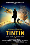The Adventures of Tintin: The Secret of the Unicorn, Poster