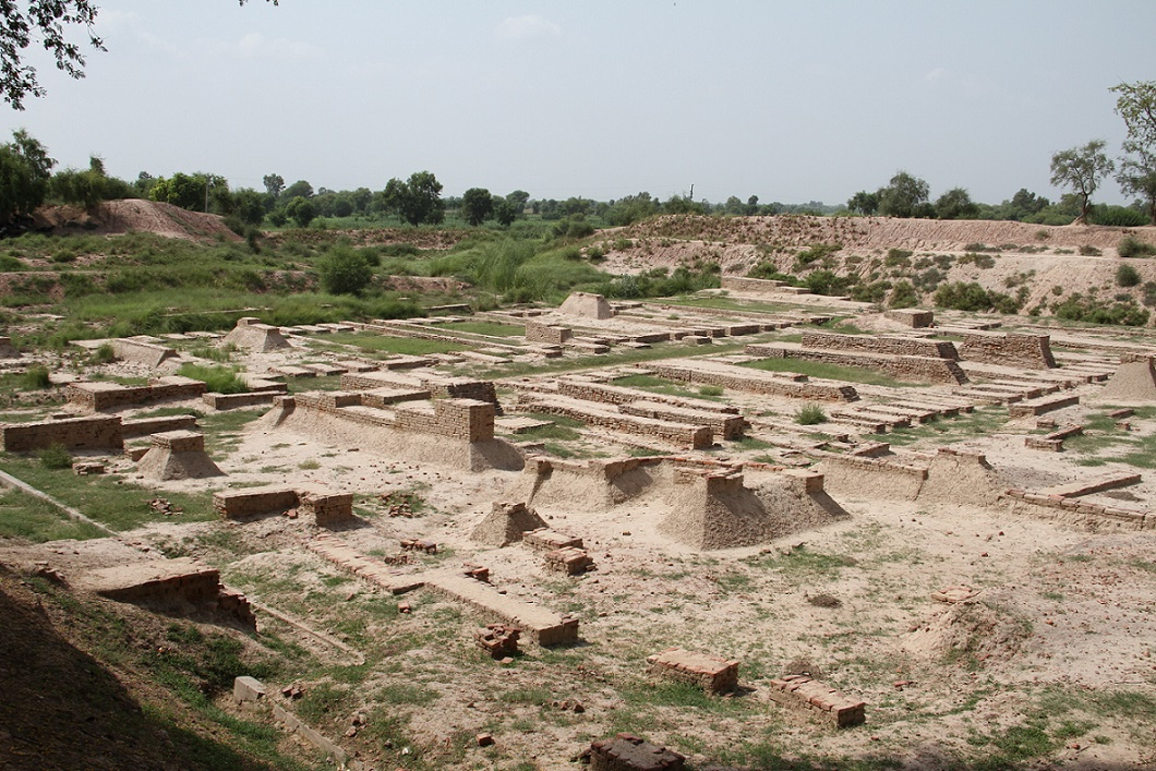 Harappa, Fort Derawar sites to be conserved - The ...