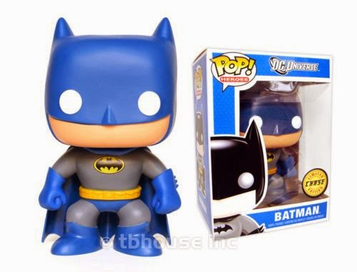 "9"" Batman Funko Pop! Chase"