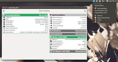 Syncthing GTK 0.6
