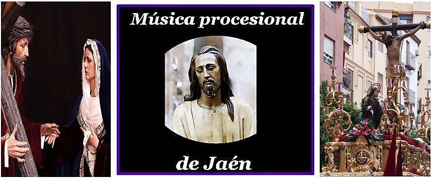Música procesional jaenera para Bandas de Música