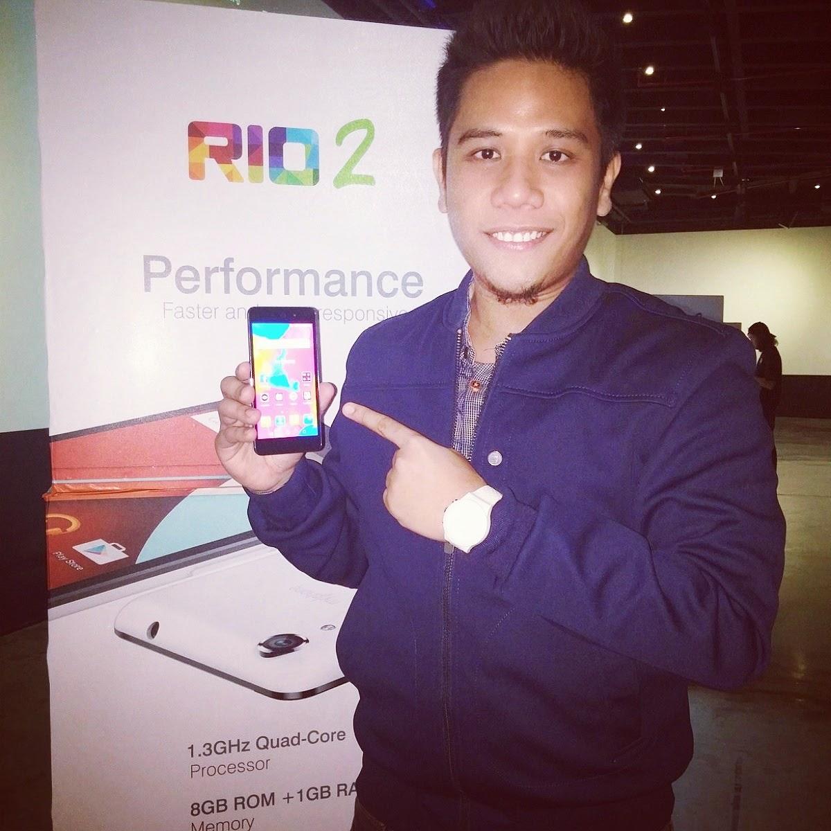 MyPhone Rio 2, MyPhone Rio2, 2015 MyPhone