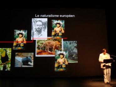 Bruno Latour en Pompidou