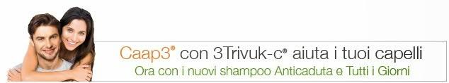 Caap3 Shampoo Anticaduta