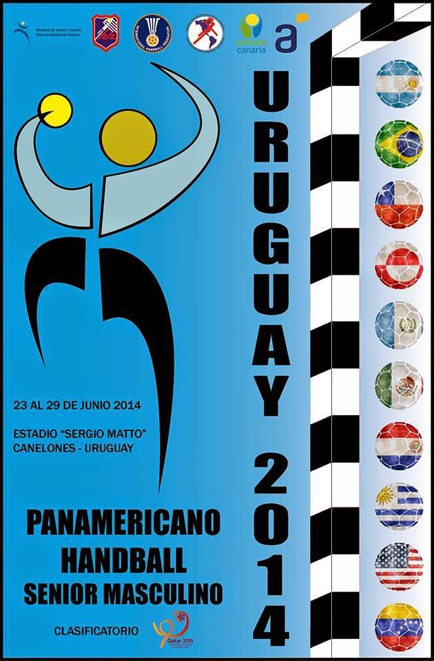 Panamericano Masculino de Uruguay 2014 | Mundo Handball