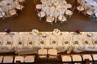 Bella Signature Design arranged the decor for Alli and Whitney's wedding