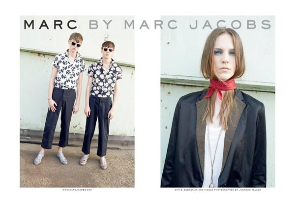 marc by marc jacobs spring summer 2014 campaign
