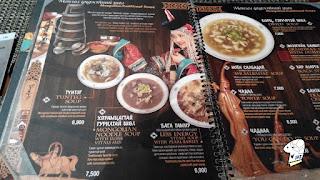 Modern Nomads - Soups selection