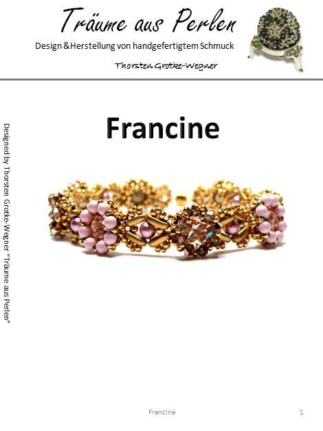 Anleitung Francine