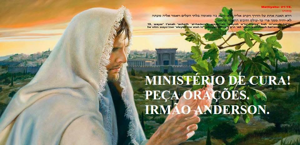 Ministério de Cura e Oração