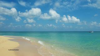 pulau denauan kotabaru kalsel