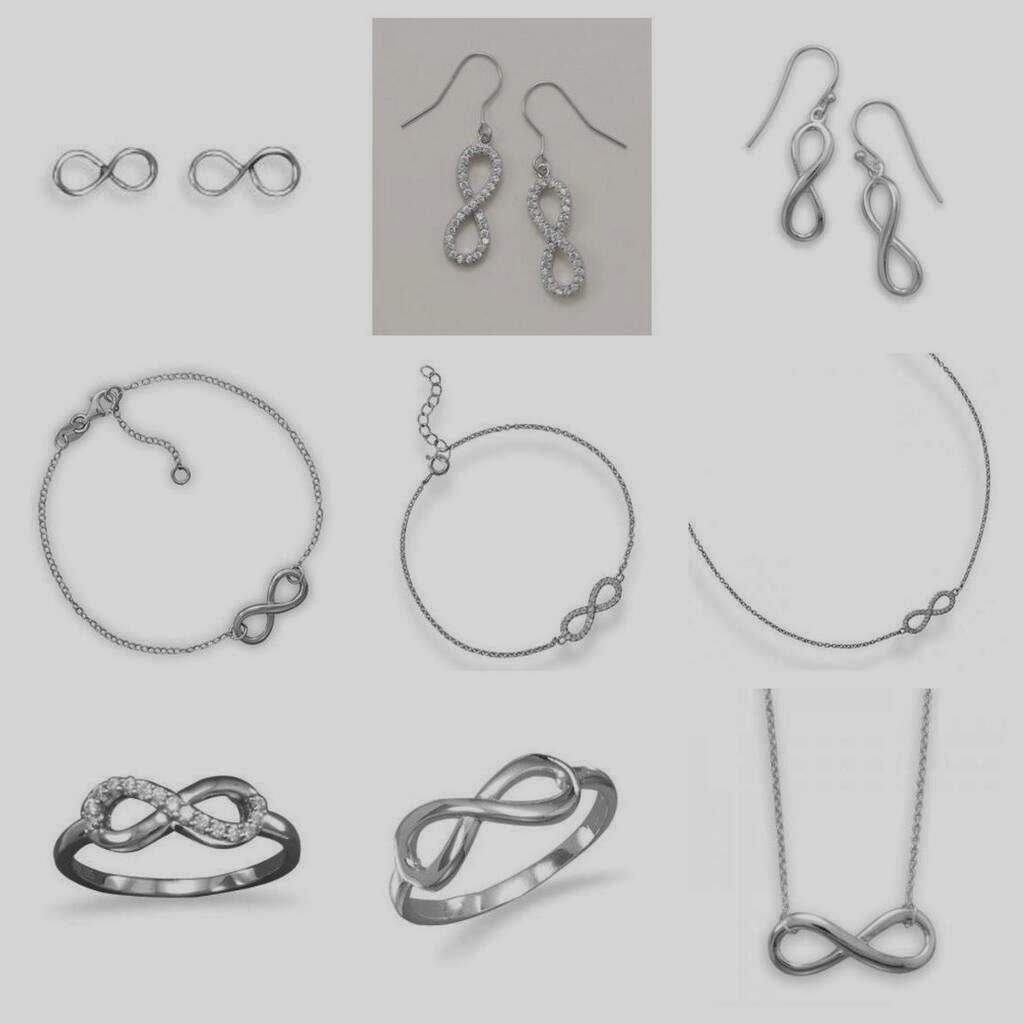 Salernos jewelry stores the rich and complex meaning of the the rich and complex meaning of the infinity symbol aloadofball Gallery