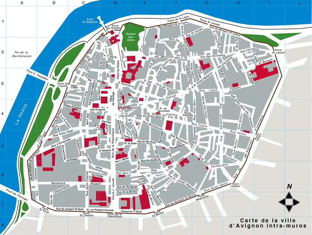 La Toge Et Le Glaive Avignon Antique Sous Les Pav S
