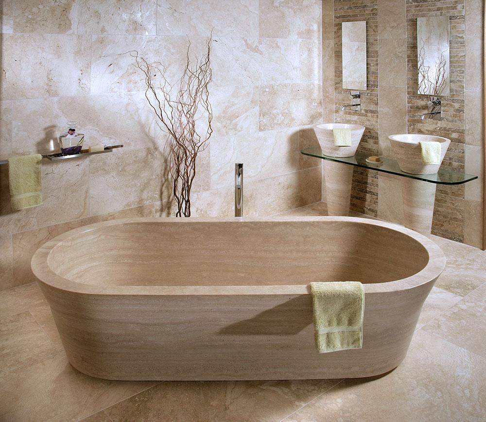 Baños Rusticos De Piedra: relacionados suelos y paredes en piedra piedra natural para baños