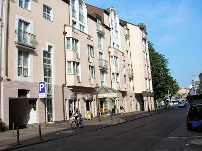 Gunnewing Hotel Residence, Bonn, Alemania, round the world, La vuelta al mundo de Asun y Ricardo, mundoporlibre.com