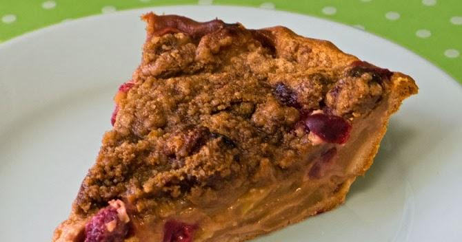 Cranberry Sour Cream Bundt Coffee Cake