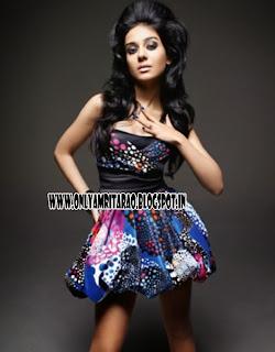 Amrita Rao-Funky-Dress-1