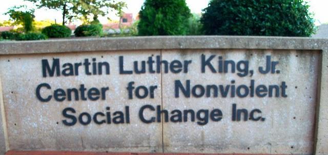Martin Luther King, Jr. Center for Nonviolent Social Change Inc.