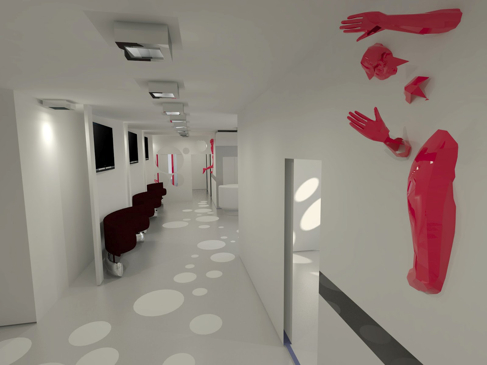 Dise o de interiores escuela de arte de motril sal n de Escuela arte 4 diseno de interiores
