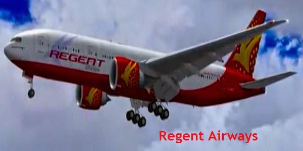 Regent Airways Unbelievable Cheap International Flight Ticket Offers