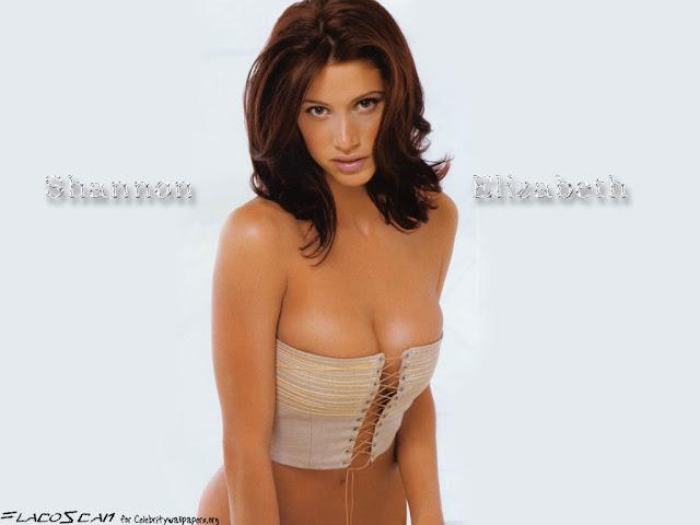 Model Shannon Elizabeth