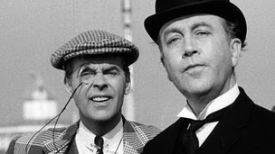 Jeeves and Eccles
