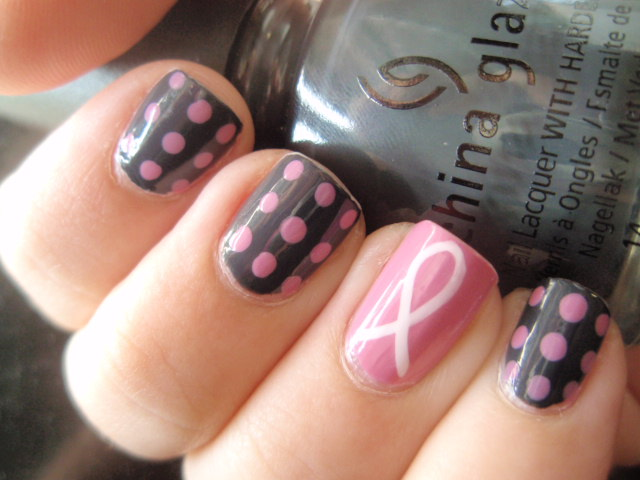 Lins Lacquer Nbcam National Breast Cancer Awareness Month 7
