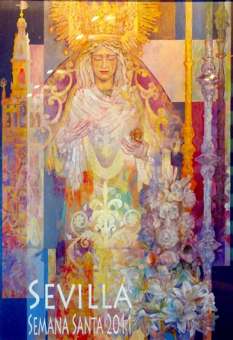 Cartel Semana Santa de Sevilla 2011