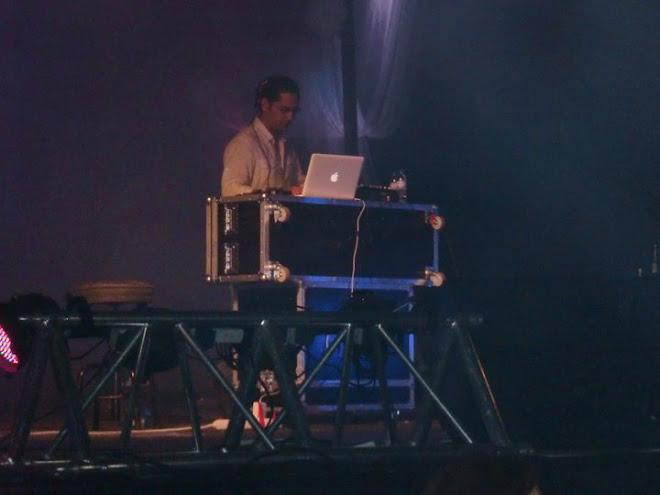 DJ Rui Miguel @ Feira Campo Alentejano - Aljustrel
