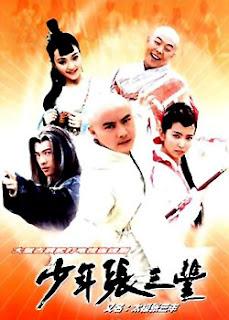 Phim Thiếu Niên Trương Tam Phong