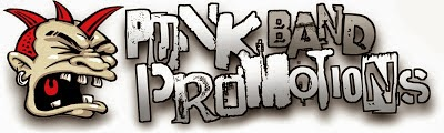 Punk Band Promotions K-USR Radio Page