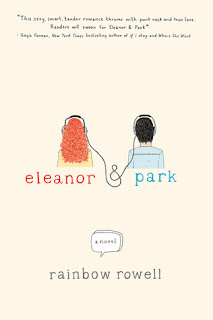 book cover of Eleanor & Park by Rainbow Rowell