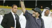 Maradona en Dubai Maradona sería técnico de Al Wasl FC