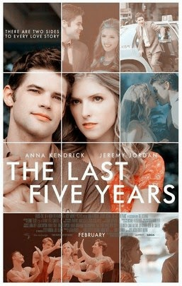 Info review Sinopsis Film The Last 5 Years (2015)