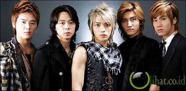 Original DBSK/TVXQ (SM Entertainment)