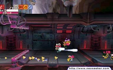 3DS Cave Story 3D Screenshot