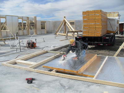 SIPs - RAYCORE Structural Insulated Panels