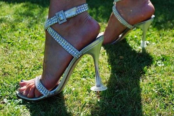 высокие каблуки шпильки
