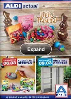 catalogo aldi ofertas marzo 2013