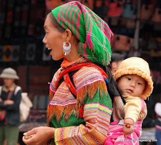 9 jours à découvrir les Minorites du Haut - Tonkin