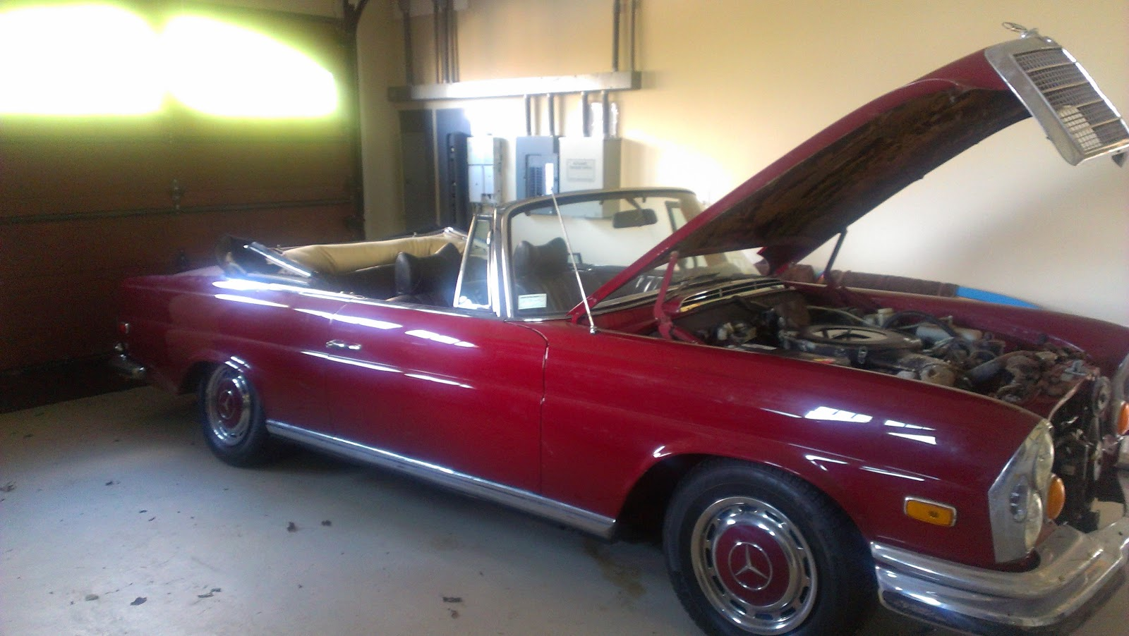 Netcong Auto Restorations Llc New Jersey If Your Classic Car Has Been Flood Damaged By Salt