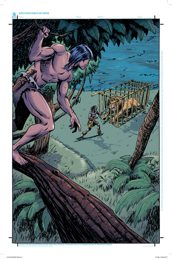 a study of tarzan Tarzan started off as a character written by edgar rice burroughs  so too, will  we need to study the inevitable genre changes as the groups.