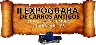II Expoguara de Carros Antigos - Guarapari