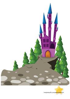 castillo de la bruja malvada